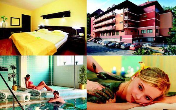 Užijte si luxusní 4 denní odpočinkový pobyt ve wellness hotelu Rezidence Ambra**** v Luhačovicích s lázeňskými procedurami a bazénem ZDARMA. Varianta pro 1osobu.