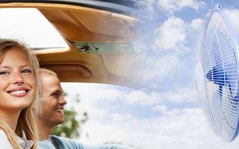 6,99 Eur za kompletnú DEZINFEKCIU auta a klimatizácie OZÓNMAKEROM. Lepšie ovzdušie vo vašom vozidle so zľavou 65%!