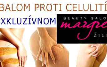 Anticelulitídne alebo spevňujúce škoricové zábaly tela v žilinskom salóne Margret so 61% zľavou