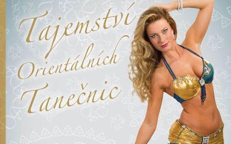 Kniha tajemství orientálních tanečnic dnes s 34% slevou jen za 267 kč.