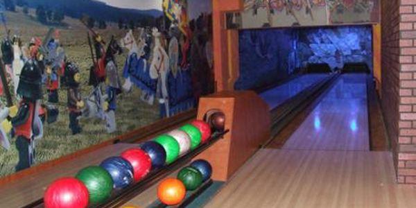Dvě hodiny bowlingu jen za 120 Kč místo 240 Kč!