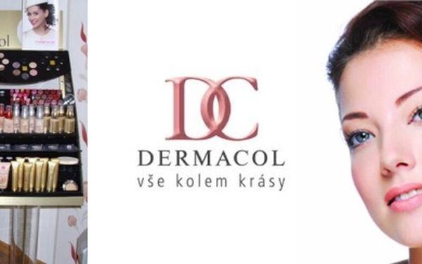 99,- Kč za profesionální nalíčení a lekci líčení + 15% sleva na dekorativní kosmetiku Dermacol a pěstící kosmetiku Gerarďs. Naučte se správnou techniku líčení přímo od profesionálky nebo se jen nechte nalíčit a buďte krásná!
