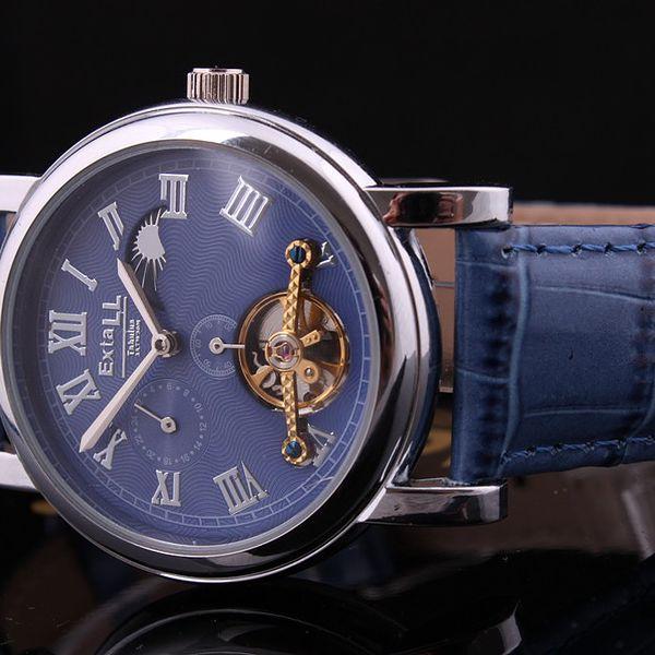 Jedinečná cena 490 Kč za Automatické hodinky ExtaLL v hodnotě 3 990 Kč