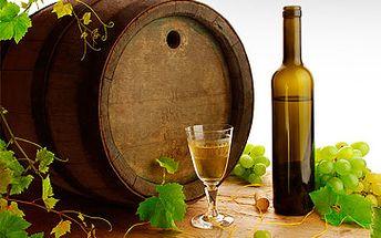 Pouhých 229 Kč za balení 3 láhví prvotřídního vína (bílé i červené). Výběr mezi několika balíčky. Ryzlink rýnský, rulandské bílé, modrý Portugal, zweigeltrebe, andré, tramín červený a další... Pravé moravské víno od certifikovaného vinaře. Sleva 50%