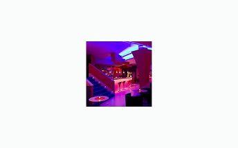 Exkluzivní pronájem luxusního klubu pro firemní večírky, soukromé párty či oslavy narozenin za neuvěřitelných 4 000 kč!!!