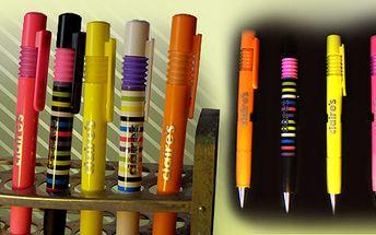 Skvělá tlustá Micro-Tužka Claires! Různá barevná provedení v dárkové krabičce. Vhodná do práce, domů i do školy! Poštovné je již v ceně - neplatíte nic jiného!