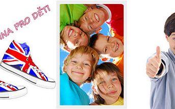 Hledáte smysluplnou zábavu pro své děti? Chcete, aby si nejen užily prázdniny a našly nové kamarády, ale současně získaly kladný vztah k cizímu jazyku? Zvolte týdenní intenzivní kurzy angličtiny nebo ruštiny.