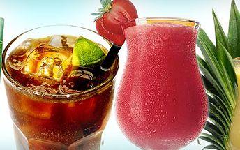 Bezkonkurenčních 39 Kč za profesionálně připravený míchaný drink dle výběru!!! Přivítejte léto v Karibském stylu v nově otevřeném baru Cubano v Mostě! Přimíchejte do svého života trochu exotiky a zaplaťte pouhou polovinu původní ceny!!!