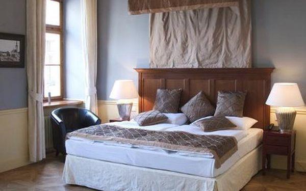 Luxusní ubytování v Táboře na jednu noc pro dva se snídaní, wellness a zapůjčením kola!