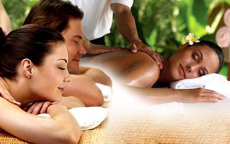 Jste ve stresu? Nevíte kam dřív? Pak je čas na trochu odpočinku pro tělo i mysli. Nechte se hýčkat při 2 hodinové masáži za pouhých 800 Kč z původní ceny 1690 Kč !