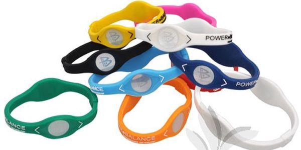 80 Kč za Power Balance náramek, který Vám pomůže zvýšit Vaší stabilitu