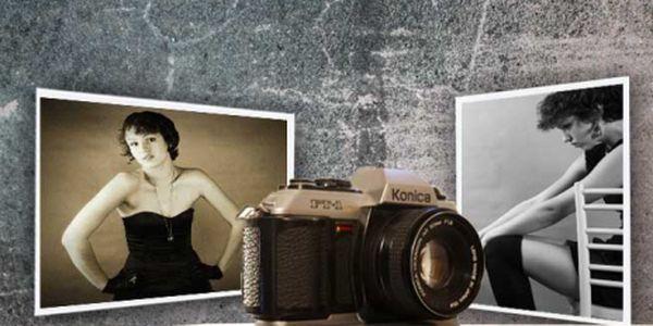 Báječné foto pro Vás! 299 Kč za 3x prestižní portrét - atelierové foto až do domu se 70% slevou! Fotografie dle Vašeho přání a preferencí, kdekoliv si budete přát!