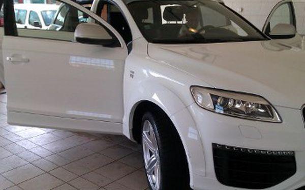 Péče o Vašeho čtyřkolého miláčka až se 45% slevou! Poukaz na ruční čištění karoserie a interiéru Vašeho automobilu za 160 Kč!!!