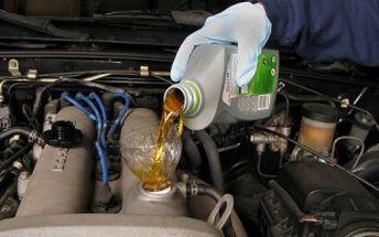 VÝMĚNA OLEJE U VAŠEHO AUTA NEBO MOTORKY V KLADNĚ SE SLEVOU 40%!!! Motorové oleje již od 80,-/ litr (Mogul, Motul,Shell, Castrol, Starline a další). Skvělý servis, výhodné ceny, krátká objednací lhůta. Cena platí při použití našich olejů a fitrů.