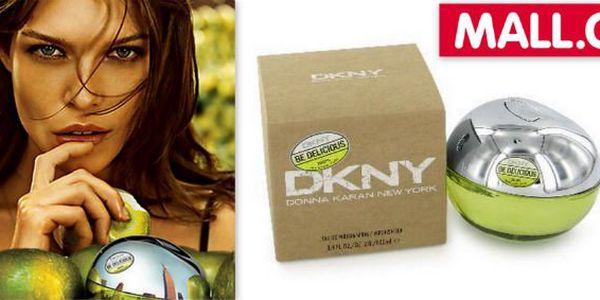 30 Kč za poukaz v hodnotě 300 Kč na dámskou toaletní vodu DKNY Be Delicious Women 100 ml. Svěží letní vůně za výhodnou cenu.