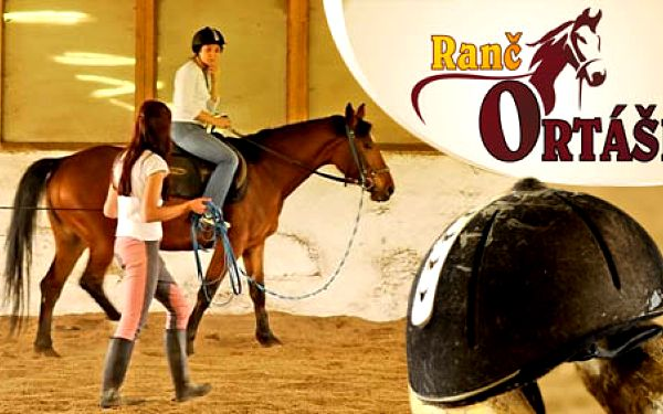 2 hodiny individuálnej výuky jazdenia na koni na Ranči Ortáše len za 17,50€. Zoznámte sa s pravým anglickým štýlom jazdenia na koni so zľavou 42%!