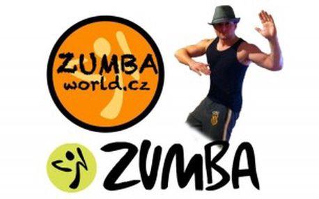 Pouze 49 Kč za 60 minutové cvičení ZUMBY s profi zumbistou Jakubem! Spalte kalorie pohybem a zábavou!