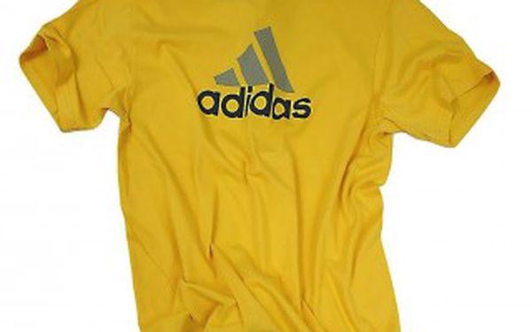 Pánská trička ADIDAS za 294 Kč z původních 699 Kč.Vyberte si ze 4 modelů triček a užijte si slevu 58 %.Stačí jen vstoupit do sekce ADIDAS v internetovém obchodě www.shoperman.cz a vybrat si.