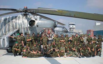 2500 Kč za letní airsoftový tábor s vojenskou tématikou v hodnotě 3500 Kč