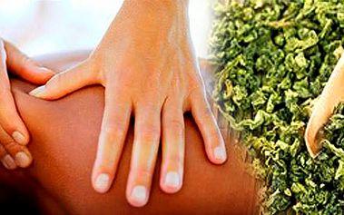 Ta pravá relaxace na léto! Osvěžující masáž zad a šíje s olejem s extrakty zeleného čaje! Léto je ten pravý čas na odpočinek. Tak si ho dopřejte !
