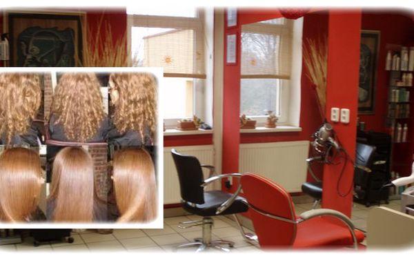 KERATIN SHOT - revoluční regenerace vlasů v kadeřnictví Style v Orlové.