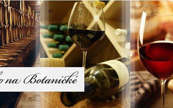 4l sudového vína dle Vašeho výběru pouze za 144 Kč! Ochutnejte vynikající sudové víno od vybraných zahraničních dodavatelů z celé Evropy ve vinotéce na Botanické.