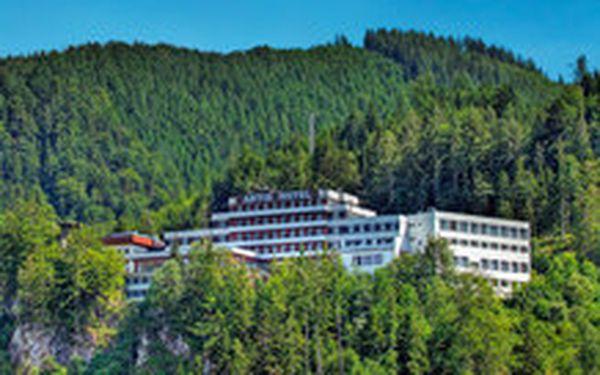 2 899 Kč místo 5 850 Kč - DVĚ noci pro DVA v horském hotelu v Rakousku se slevou 50 %