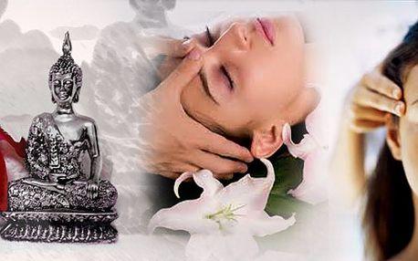 330 Kč za osvěžující indickou masáž hlavy a šíje v délce 60 minut. Ten pravý odpočinek a relaxace za neuvěřitelnou cenu!