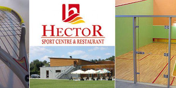 Nemusíte být zrovna profesionální squashový hráč, abyste si mohli dopřát skvěle vybavené centrum v Praze-Malešicích. A to za pouhých 330 Kč!