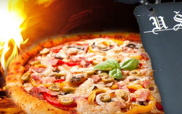 Skvělých 49 Kč za PIZZU dle výběru v Pizzerii U Štěpána v Litoměřicích!!! Můžete vybírat z široké nabídky této celosvětově oblíbené speciality! Pochutnejte si v italské stylu!!!