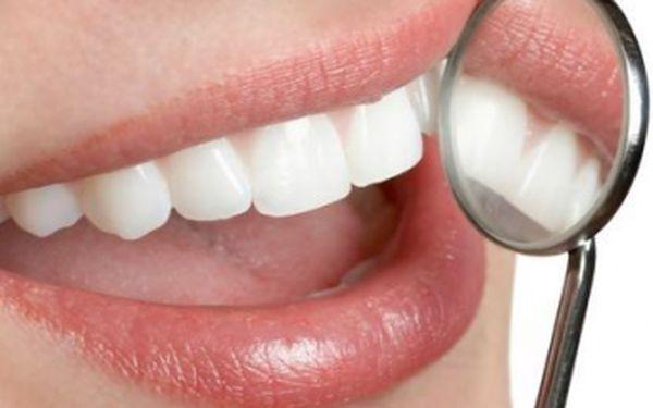 Máte citlivé zuby nebo trpíte paradentózou? Zbavte se těchto problémů s jedinečnou slevou 80 %! Za pouhých 799 Kč nyní získáte profesionální ošetření zubů speciálním gelem, který Vás zbaví problémů se zuby na dlouhou dobu!