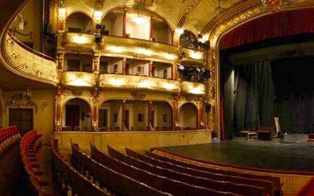 """99 Kč za vstupenku na představení """"Rusalka"""" v Severočeském divadle opery a baletu. Měsíček na nebi hlubokém s 50% slevou."""