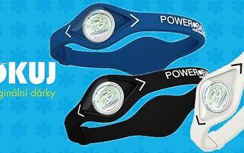 80 Kč za silikonový Power Balance náramek. Světový hit vyzkoušený špičkovými sportovci. Zlepšuje stabilitu, pružnost i sílu. Sleva 82 %.