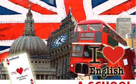 Prázdninová konverzace v Angličtině, různá témata již za 150 Kč na 90 minut