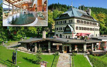 Prožijte 3 dny plné luxusu v srdci Krkonoš! Dvě noci pro 2 osoby se snídaní ve čtyřhvězdičkovém Hotelu Praha ve Špindlu s 57% slevou za skvělou cenu 3499 korun!