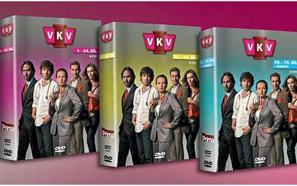 """SOUTĚŽ!!! Soutěžte o celou první řadu úspěšného seriálu """"Velmi křehké vztahy"""". KOLOSLEV.CZ přináší SOUTĚŽ, které se může ZDARMA zúčastnit každý uživatel KOLOSLEV.CZ. Soutěžte o 18 DVD"""