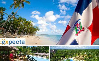 Poznejte jak vypadá pravý ráj a užijte si 9 dní v Dominikánské republice! Využijte nabídky exkluzivní dovolené all inclusive se slevou 47%.