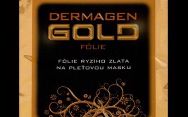 Využijte jedinečnou příležitost k zakoupení kosmetického balíčku DERMAGEN GOLD se slevou 50ˇ%. Balíček obsahuje: pleťové mléko DERMAGRN GOLD 250 ml + pleťový tonic DERMAGEN GOLD 250 ml + poštovné zdarma.