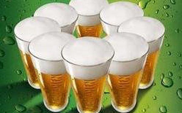 Největší sleva vLuhačovicích!! Máte rádi dobré kvalitní pivo? My Vám nabízíme rovnou 2 kousky s 52% slevou voblíbené restauraci na Peroně v Luhačovicích!! Přijďte snámi vychutnat pěkně vychlazenou 10-tku Staropramen 0,5l