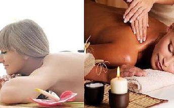 Kupón na 63% slevu masáž zad a šíje 45min + masáž nohou zdarma!!!