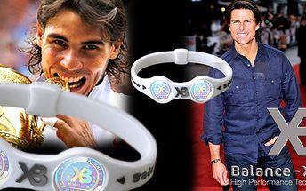 NOVINKA!! Profesionální balanční náramek Xtreme Balance - vyrovnejte svou tělesnou frekvenci a objevte sílu tohoto nového náramku, který využívají opravdoví profesionálové!