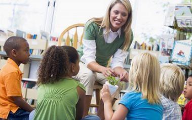Chcete mít chvilku sami pro sebe a nevíte kam dáte na hlídání Vaše děti? Pouhých 60 Kč za DVĚ hodiny hlídání dětí v centru BABY GARDEN. Péče o děti, zábavné a přátelské prostředí, zdravý pobyt na soukromé zahradě! To vše se slevou 50%!