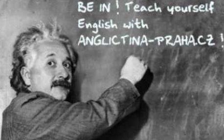 Zdokonalte se v cizím jazyce za jeden víkend! Navštivte intenzivní víkendový kurz ANGLIČTINY nyní s neskutečnou 50% SLEVOU. Absolvujte intenzivní kurz s vyškolenými lektory za mimořádnou cenu 595 Kč!