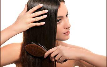 Máte poškozené, roztřepené či slabé vlasy? Uzdravte je luxusní péčí PŘÍRODNÍM brazilským keratinem se 61% slevou! Maximální regenerace a léčba, a to i pro DLOUHÉ vlasy. Ušetříte 2 151 Kč!