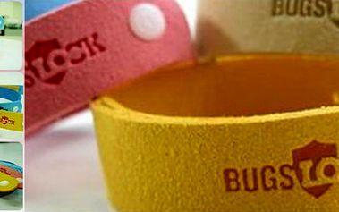 Náramek proti komárům, který Vám pomůže se zbavit otravného hmyzu!! Skvělé na dovolené nebo pro děti na tábor! Pouhých 24 Kč!!!