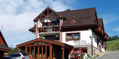 Penzion Strachan