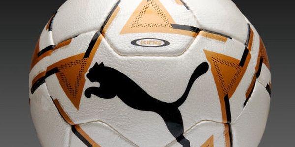 Zabavte se během letní dovolené s novým fotbalovým míčem Puma King. Špičkový míč schválený FIFA jen za 594 Kč včetně poštovného a balného.
