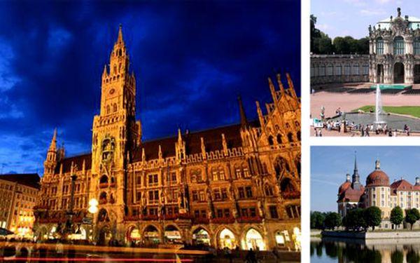 Jednodenní zájezdy do zajímavých destinací v Německu, Rakousku nebo Polsku za skvělých 490 Kč