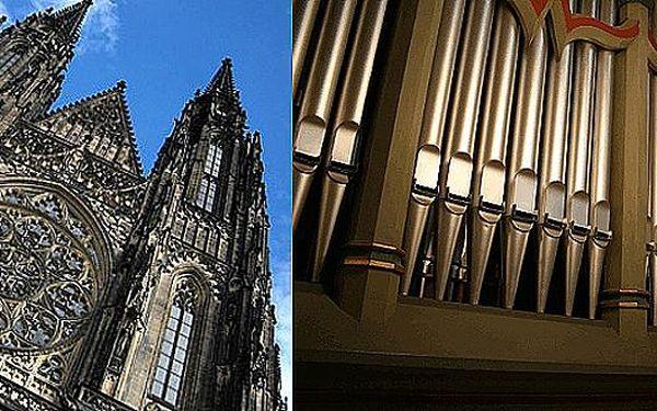 Jednorázový vstup na Varhanní festival v katedrále sv. Víta, Václava a Vojtěcha na Pražském hradě jen za 190 Kč.