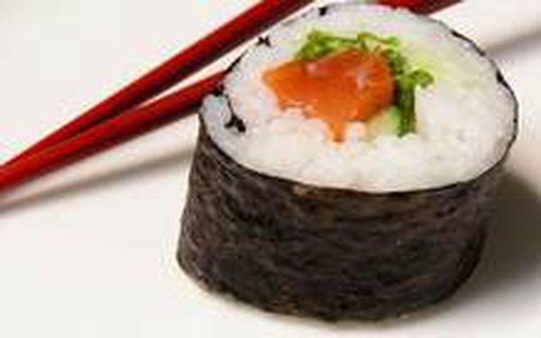 362 Kč místo 860 Kč - Čerstvé a lahodné sushi ve vyhlášeném Sushi Islands se slevou 58 %